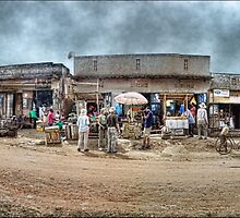 Uganda: We Call Them Strip Malls by Ted Byrne