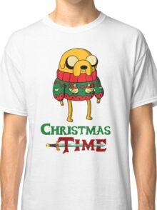 Christmas Jake - Adventure Time Classic T-Shirt