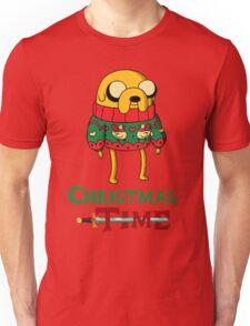 Christmas Jake - Adventure Time Unisex T-Shirt