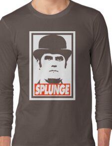 Obey Splunge (White) Long Sleeve T-Shirt