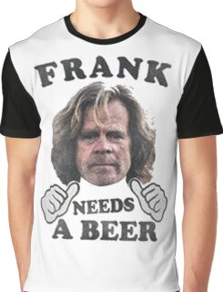 frank needs a beer Graphic T-Shirt