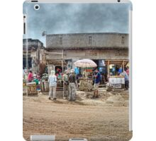 Uganda: We Call Them Strip Malls iPad Case/Skin