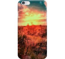 Valley of Fire 0111 iPhone Case/Skin