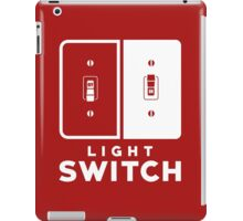The Switch (Variant) iPad Case/Skin