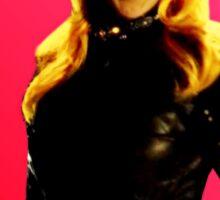 Black Canary - Cry Like a Girl Sticker
