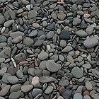 Beach Pebbles by Colin Bentham