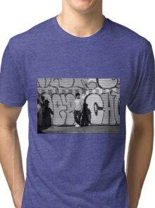 New York Street Photography 22 Tri-blend T-Shirt