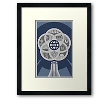 EPCOT Center 30th Anniversary Framed Print