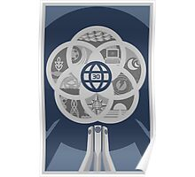 EPCOT Center 30th Anniversary Poster