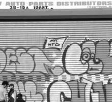 New York Street Photography 23 Sticker