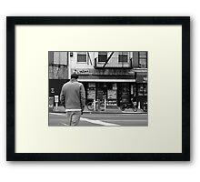 New York Street Photography 25 Framed Print