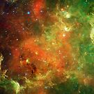 The North America Nebula by destinysagent