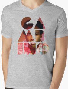 Gambino Mens V-Neck T-Shirt