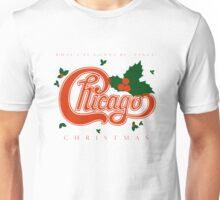 Merry Christmas from Chicago Band Unisex T-Shirt