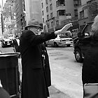 New York Street Photography 27 by Frank Romeo