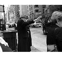 New York Street Photography 27 Photographic Print