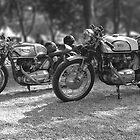 Triton Motorcycles by Tony Dewey