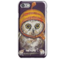 Cosy Owelette iPhone Case/Skin