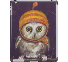 Cosy Owelette iPad Case/Skin