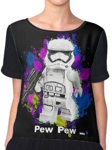 Stormtrooper (Pew Pew) Chiffon Top