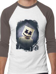 Marsmello - Limited Men's Baseball ¾ T-Shirt