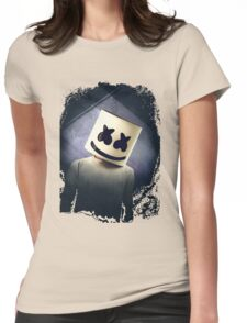 Marsmello - Limited Womens Fitted T-Shirt