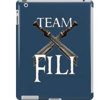 Team Fili iPad Case/Skin