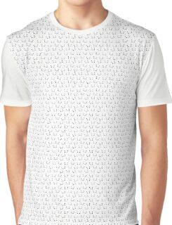 Happy Panda Party Graphic T-Shirt
