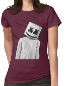 Marsmello - Mellogang Womens Fitted T-Shirt