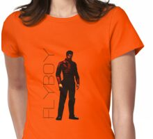 """Carth Onasi """"Flyboy"""" Womens Fitted T-Shirt"""