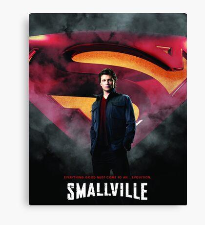 Smallville Best TV Series Canvas Print