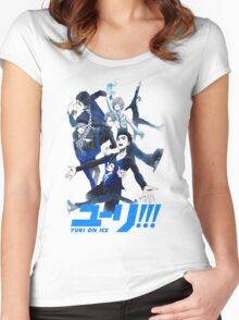 Yoi[hd] Women's Fitted Scoop T-Shirt