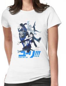 Yoi[hd] Womens Fitted T-Shirt