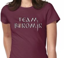 Team Boromir Womens Fitted T-Shirt