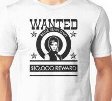 WANTED - Billie Jean Davy Unisex T-Shirt