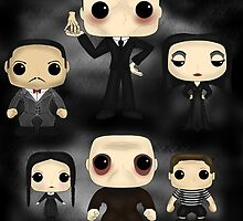 The Addams Family  by SpaceWaffle