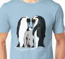 Penguin Family Values Unisex T-Shirt