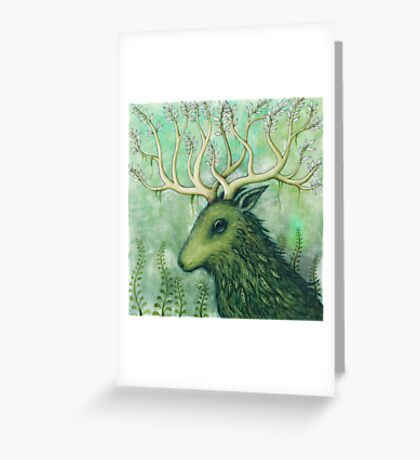 """Sianch of the Mountain""  Greeting Card"