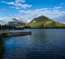 Vermilion Lakes 2 by MichaelJP