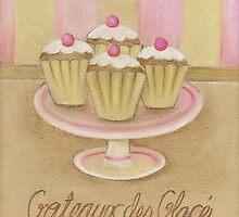 Gateaux des Glace by Tiffany Budd