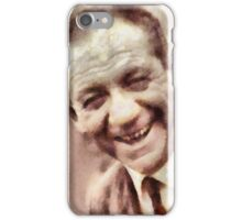 Sid James, Carry On Actor iPhone Case/Skin