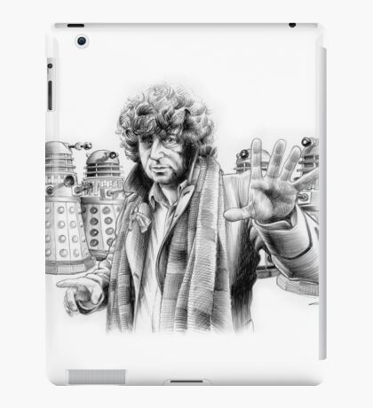 Baker, That's WHO! iPad Case/Skin