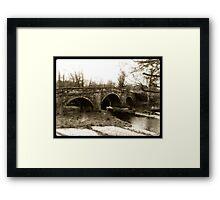 Helmsley Framed Print