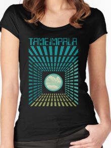 Tame Impala Music  Women's Fitted Scoop T-Shirt