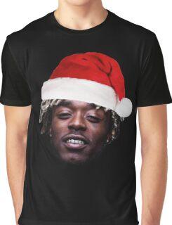Lil Uzi Vert Santa Graphic T-Shirt