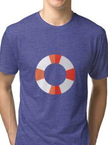Nautical - Buoy Tri-blend T-Shirt