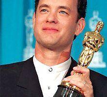 Tom Hanks by Pamfakner