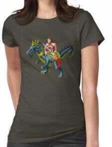 Golden Axe Tyris Flare Womens Fitted T-Shirt