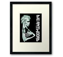 DIE ANTWOORD Yo-landi Visser (5) T-Shirt Framed Print