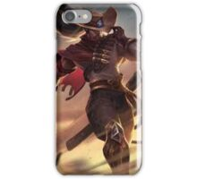 High Noon Yasuo - League Of Legends iPhone Case/Skin